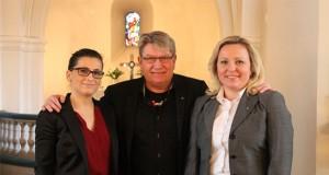 Nya medlemmar i Staffanstorps Rotaryklubb