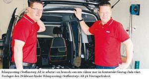 Bilanpassning i Staffanstorp AB: Skräddarsydd precision för ökad livskvalitet
