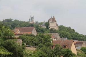 Beaune- en stad att hitta i