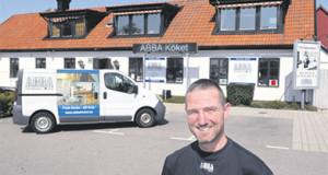 ABBA- köket 3 år på Rondellen