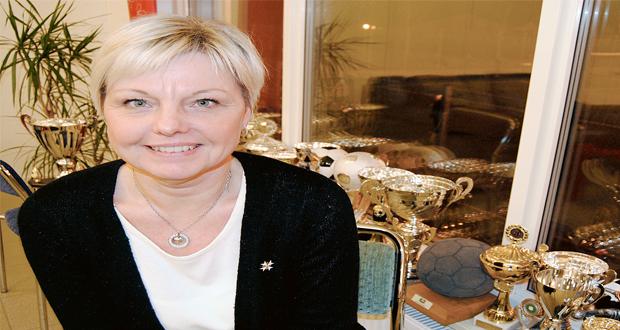 Efter 89 år har Staffanstorps GIF fått en kvinnlig ordförande
