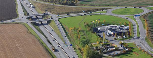 Ny trafikplats E22 Lund södra
