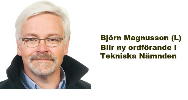 Björn Magnusson (L)