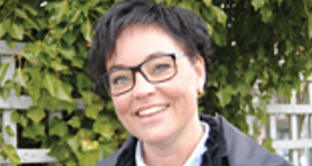 Margareta Pauli – ny ordförande för staffanstorpsmoderaterna