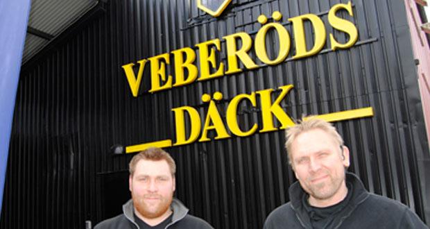 Veberöds Däck – däckverkstad och bilverkstad under ett tak