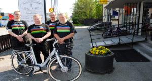 Åkarp/ Staffanstorps Cykelaffär: Hela helgen med cykeln i fokus