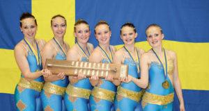 Staff anstorps Sportdrills IF SM-guld och poängrekord