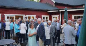 SPF Club 230 i Staffanstorp har haft sin jubileumsfest i Boklunden.