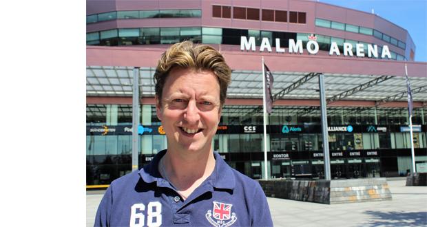 Nu intar Kristoffer Malmö Arena