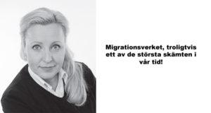 Migrationsverket, troligtvis ett av de största skämten i vår tid!