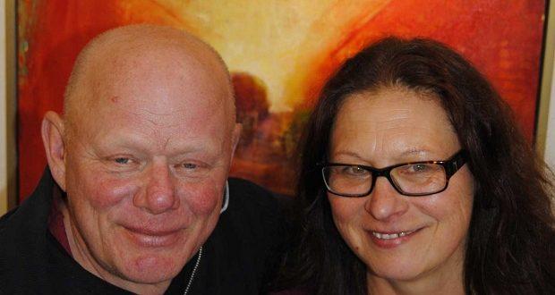 Katarina och Ronny Hård – konstnärer med egen teknik
